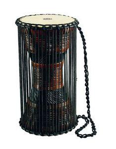 Meinl ATD-L braun/schwarz African Talking Drums