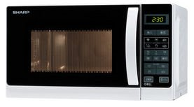 Sharp R-642WW microwave with grill