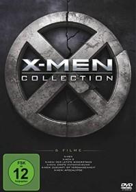 X-Men Collection (Filme 1-6)
