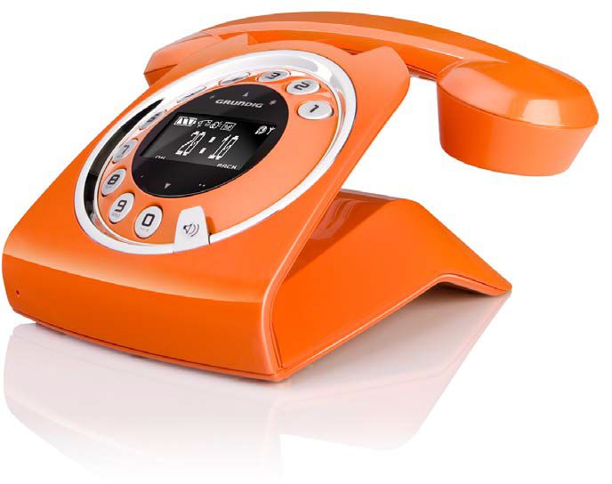 Grundig Sagem Sixty orange