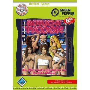 Rotlicht Tycoon (German) (PC)