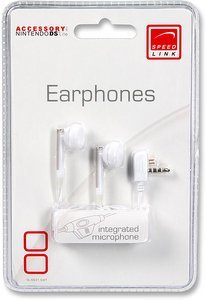 Speedlink NDS Lite Headphones, white (DS) (SL-5631-SWT)