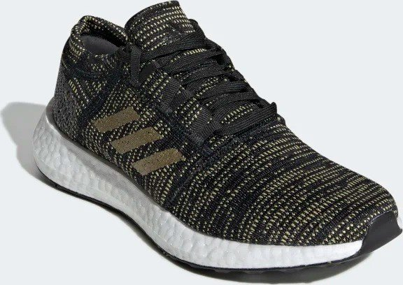 ec50ed363 adidas Pure Boost Go core black gold metallic carbon ab € 99
