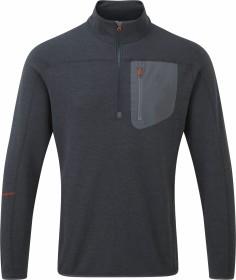 Mountain Equipment Integrity Zip-T Shirt langarm cosmos (Herren) (ME-003901-ME-01286)