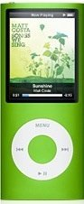 Apple iPod nano 16GB green (4G) (MB913*/A)