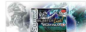 Creative Sound Blaster Live! Platinum 5.1, bulk/OEM