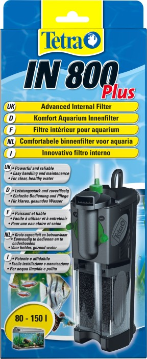 Tetra Tetratec IN 800 plus aquariuminternal filter -- via Amazon Partnerprogramm