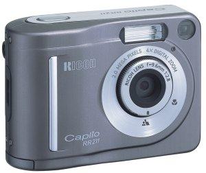 Ricoh Caplio RR211