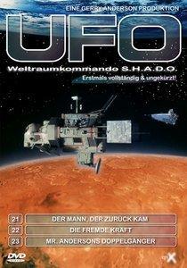 UFO Vol. 7 (Folgen 21-23)