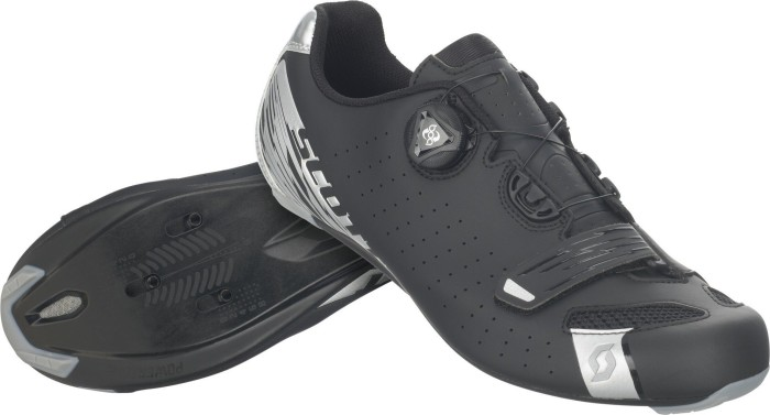 Scott Fahrradschuhe Road Comp Boa Lady matt black/silver 37 9xI1x