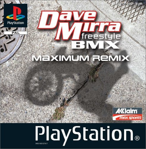 Dave Mirra Freestyle BMX Maximum Remix (PS1) -- via Amazon Partnerprogramm