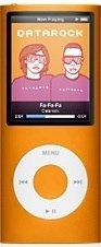 Apple iPod nano 16GB orange (4G) (MB911*/A)