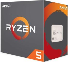 AMD Ryzen 5 1600X, 6C/12T, 3.60-4.00GHz, boxed ohne Kühler (YD160XBCAEWOF)