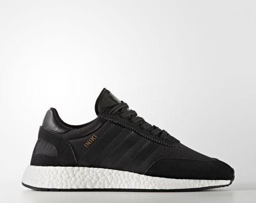 newest collection big discount fashion adidas Iniki Runner core black/white (BY9730)