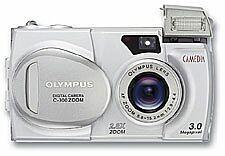 Olympus Camedia C-300 zoom