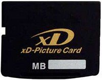 Lexar xD-Picture Card 128MB (XD128)