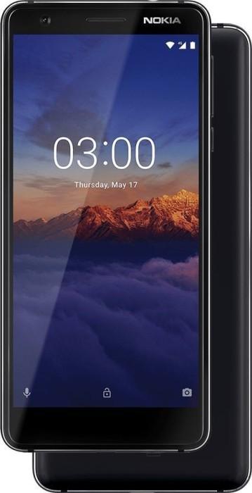Nokia 3.1 Dual-SIM 16GB schwarz