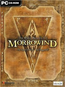 Elder Scrolls 3 - Morrowind (German) (PC) (90634)