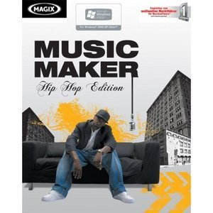 Magix: Music Maker - Hip Hop Edition 2 (deutsch) (PC)