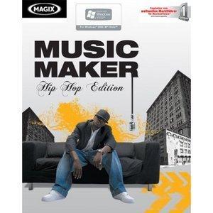 Magix: Music Maker - Hip Hop Edition 2 (deutsch) (PC)