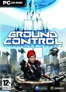 Ground Control 2 - Operation Exodus - Special Edition (niemiecki) (PC)