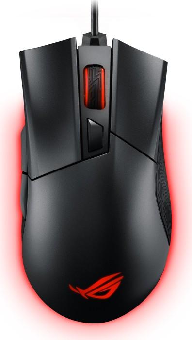 ASUS ROG Gladius II, USB (90MP00R0-B0UA00)