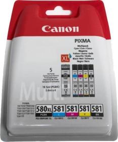 Canon Multipack PGI-580XL PGBK/CLI-581 (2024C006)