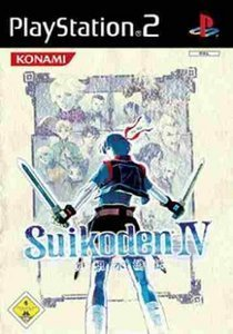Suikoden 4 (deutsch) (PS2)
