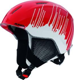 Alpina Carat LX Helm red splash (Junior) (A9081.X.80)