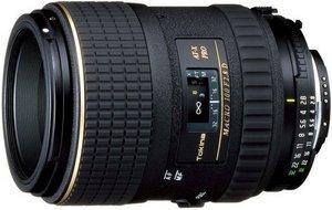 Tokina AT-X Pro 100mm 2.8 Makro für Nikon F schwarz (T310003N)