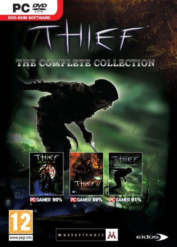 The Thief Collection (English) (PC) -- via Amazon Partnerprogramm