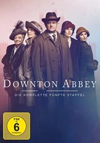 Downton Abbey Season 5 (DVD)