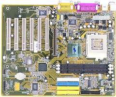 Shuttle AE25, Solano 815EP/B (FC-PGA/FC-PGA2)