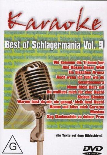Karaoke: Best of Schlagermania (verschiedene Filme) -- via Amazon Partnerprogramm