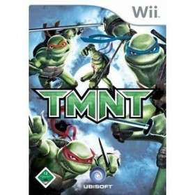 TMNT - Teenage Mutant Ninja Turtles (Wii)