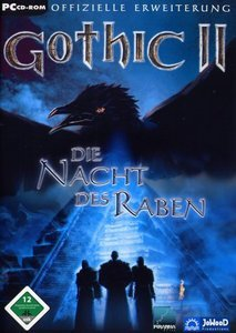 Gothic 2 - Die Nacht des Raben (Add-on) (German) (PC)
