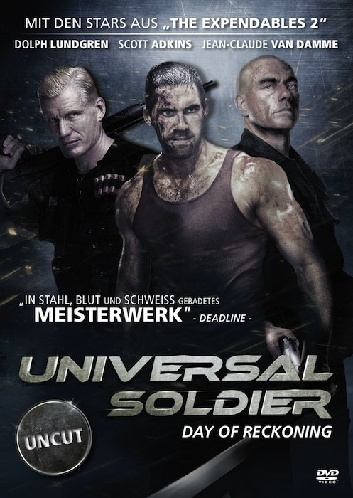 universal Soldier - Day of Reckoning (Special Editions)