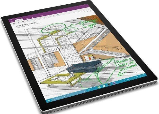 Microsoft Surface Pro 4 - Core m3-6Y30, 4GB RAM, 128GB SSD (FJQ-00003/FML-00003/SU3-00003/SU5-00003)