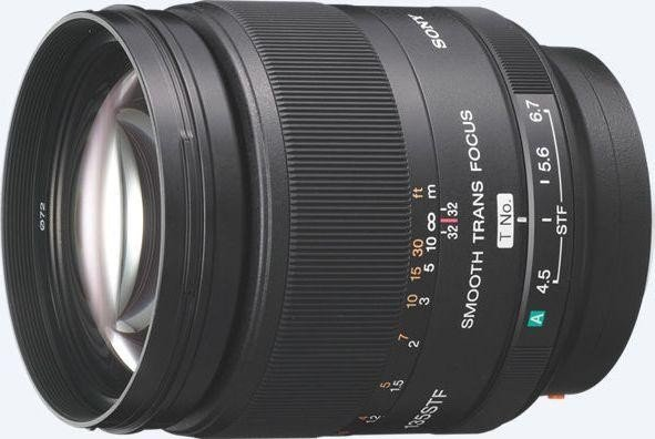 Sony 135mm 2.8 STF black (SAL-135F28)
