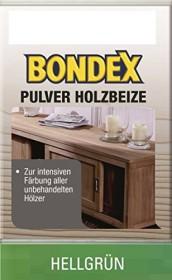 Bondex Powder wood stain wood preservative light green, 12.5g (352534)