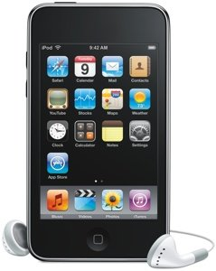 Apple iPod touch   8GB schwarz (2G) (MB528*/A)