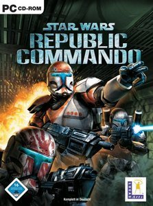 Star Wars: Republic Commando (niemiecki) (PC)