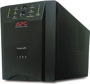 APC Smart-UPS 1500VA, USB/serial (120V) (SUA1500)