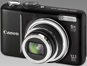 Canon PowerShot A2100 IS black (3473B011)