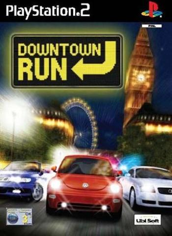 Downtown Run (deutsch) (PS2) -- via Amazon Partnerprogramm