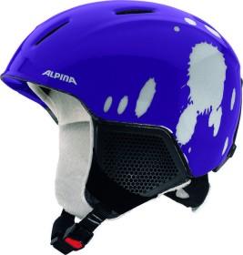 Alpina Carat LX Helm deep violet blob (Junior) (A9081.X.51)