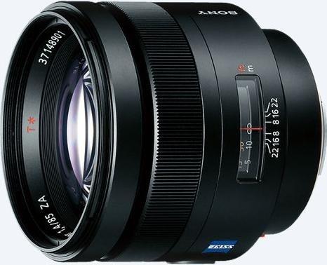 Sony 85mm 1.4 schwarz (SAL-85F14Z)