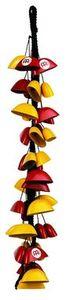 Meinl BI7RY rot/gelb Fiberglas Birds