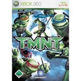 TMNT - Teenage Mutant Ninja Turtles (Xbox 360)