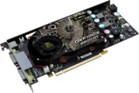 XFX GeForce 9800 GT 550M Green Edition, 512MB DDR3, 2x DVI, S-Video (PV-T98G-YHF3)